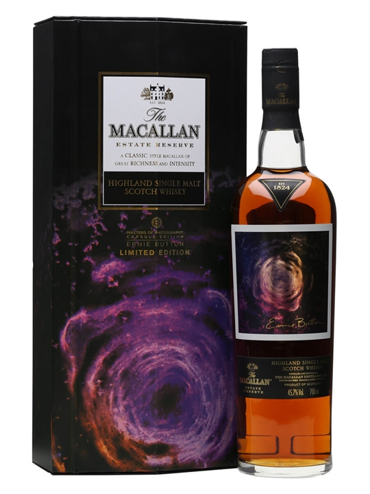 Macallan Estate Reserve / Ernie Button Capsule Collection Speyside Whisky