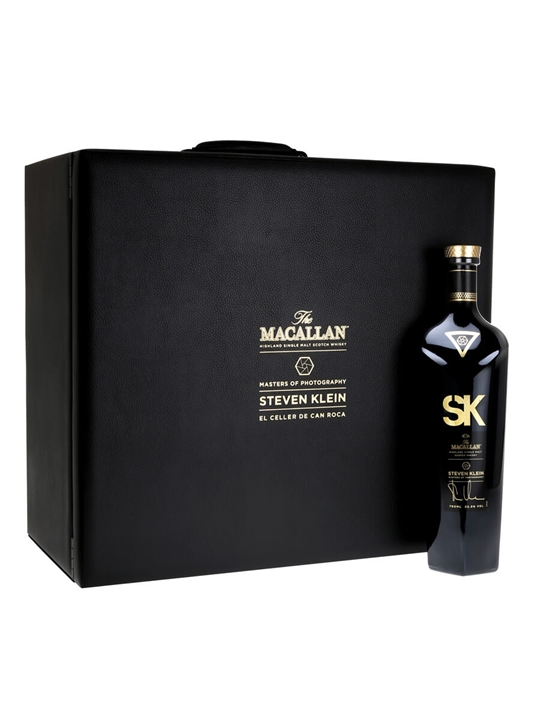 Macallan Master Of Photography Steven Klein 0634 Speyside Whisky