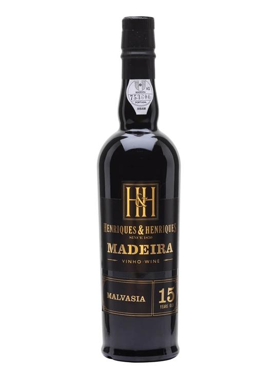 H&H 15 Year Old Malvasia Madeira