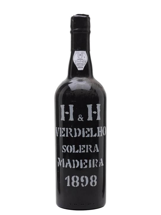 H&H Verdelho Solera 1898