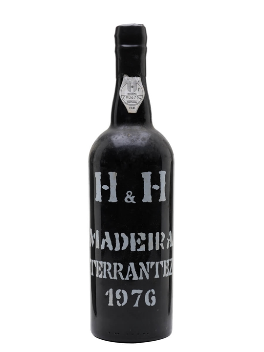 H&H Old and Rare Terrantez Madeira 1976