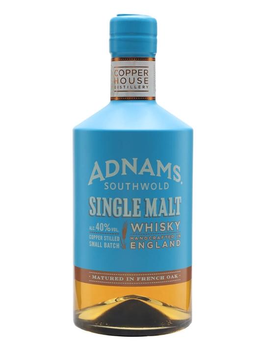 Adnams Southwold / 4 Year Old Single Malt Whisky Single Whisky