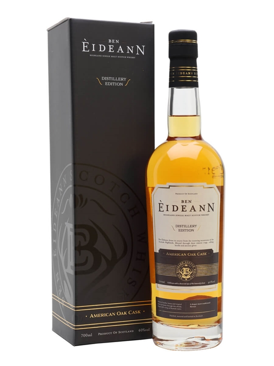 Ben Eideann Distillery Edition Kosher Whisky / American Oak Highland Whisky