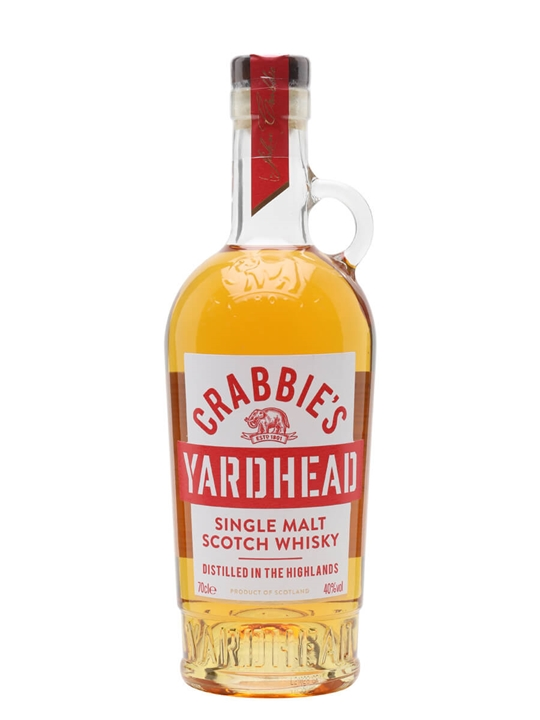 Crabbies Yardhead Single Malt Single Malt Scotch Whisky