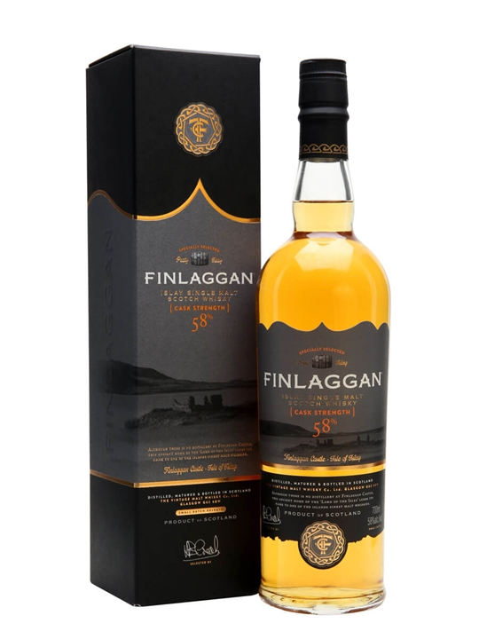 Finlaggan Cask Strength Islay Malt Islay Single Malt Scotch Whisky
