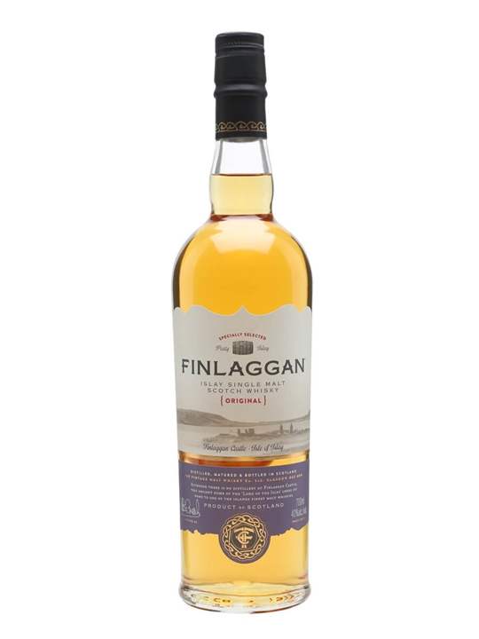 Finlaggan Original / Peaty Islay Single Malt Scotch Whisky