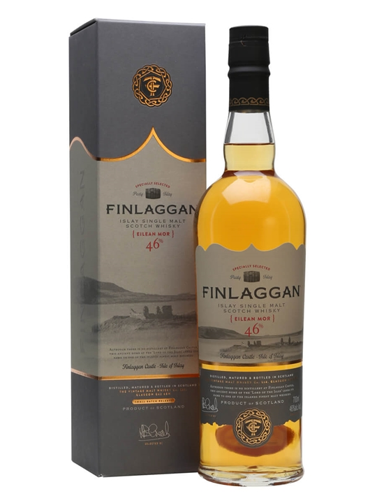 Finlaggan Eilean Mor / Small Batch Islay Single Malt Scotch Whisky