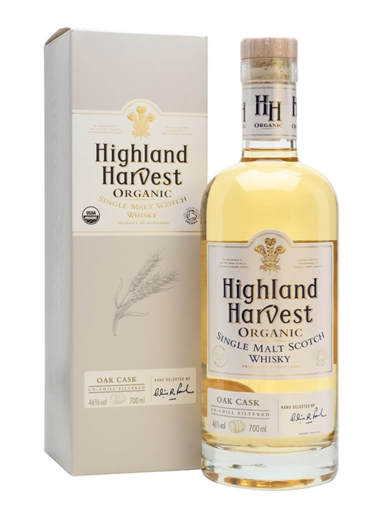 Highland Harvest Organic Single Malt Single Malt Scotch Whisky