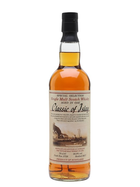 Classic Of Islay / Jack Wiebers Islay Single Malt Scotch Whisky