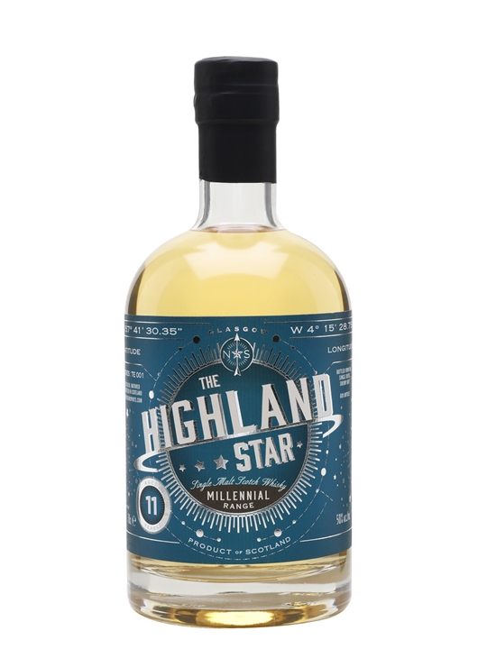 Highland Star 11 Year Old / North Star Highland Whisky