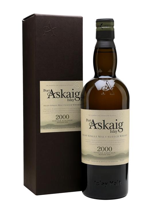 Port Askaig 2000 Single Cask / Bot.2016 Islay Whisky
