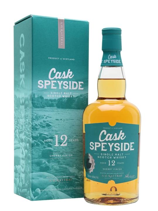Cask Speyside 12 Year Old / Sherry Finish Speyside Whisky