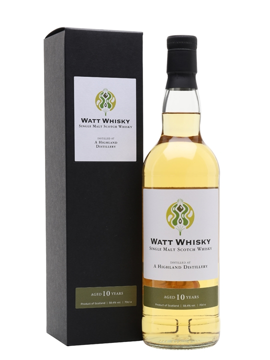 Highland Malt 2010 / 10 Year Old / Watt Whisky
