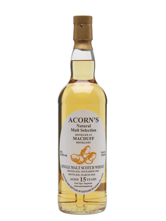 Macduff 2002 / 15 Year Old / Acorn Highland Single Malt Scotch Whisky