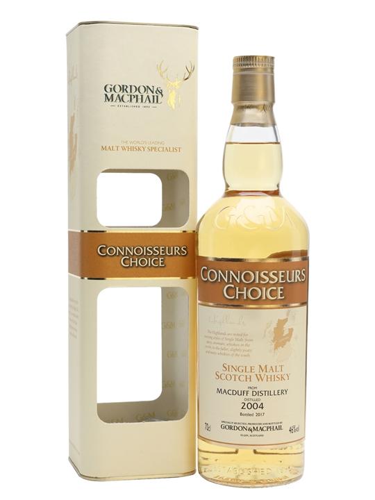 Macduff 2004 / Bot.2017 / Connoisseurs Choice Highland Whisky