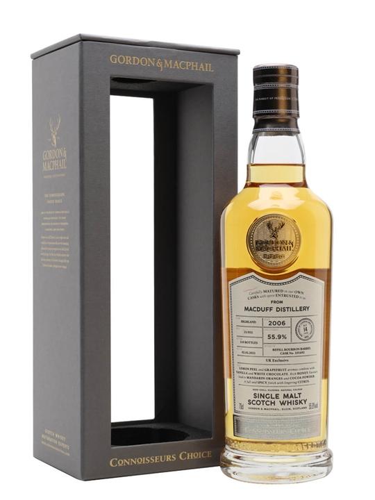 Macduff 2006 / 14 Year Old / Connoisseurs Choice Highland Whisky