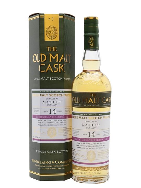 Macduff 2007 / 14 Year Old / Old Malt Cask Highland Whisky