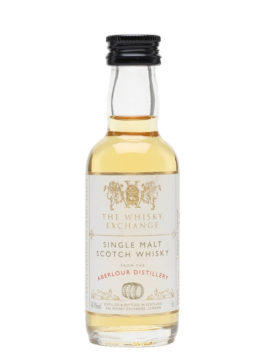 Aberlour 1993 Miniature / 25 Year Old / The Whisky Exchange Speyside Whisky