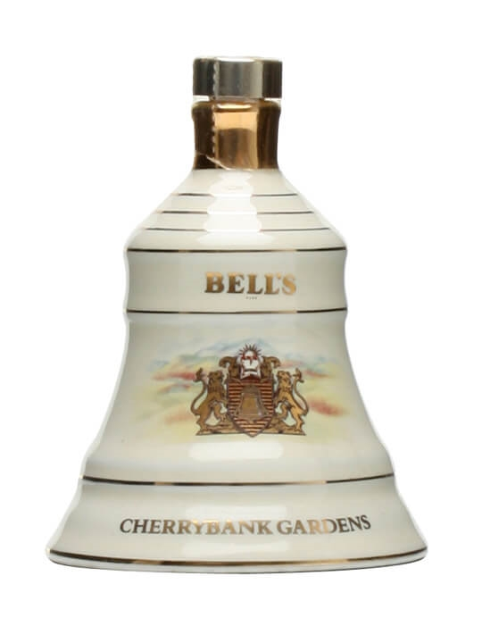 Cherrybank Gardens / Bell's Decanter Miniature Blended Scotch Whisky