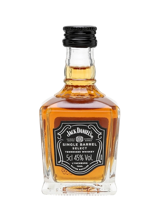 Jack Daniel's Single Barrel Select / Miniature Tennessee Whiskey