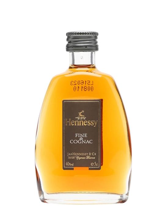 Hennessy Fine de Cognac Miniature