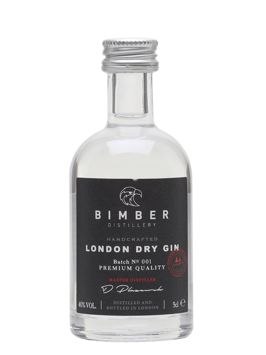 Bimber London Classics Dry Gin / Miniature