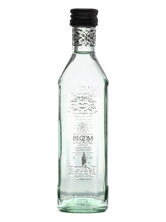 Bloom London Dry Gin Miniature
