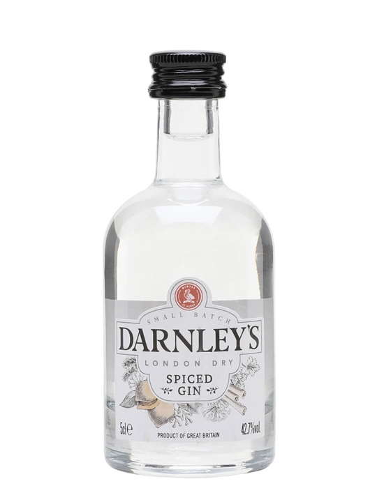 Darnley's View Spiced Gin Miniature