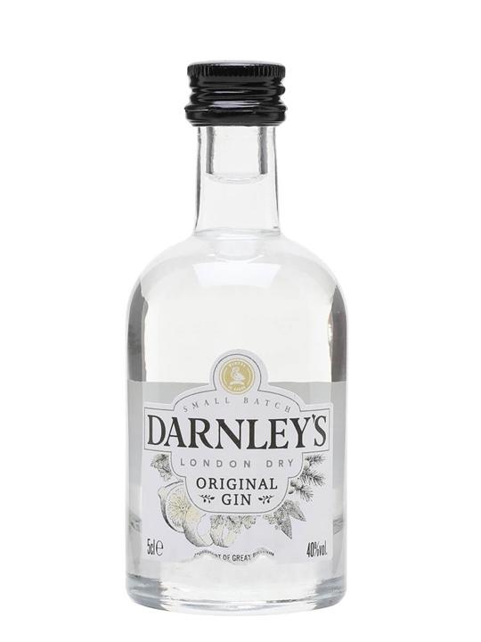 Darnley's View Gin Miniature