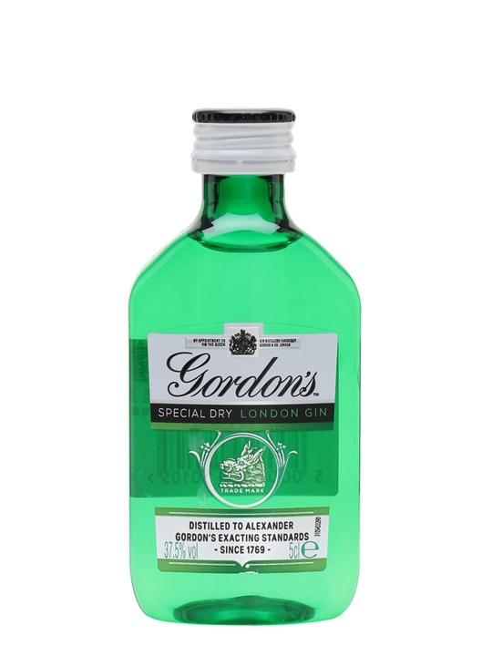 Gordon's London Dry Gin Miniature