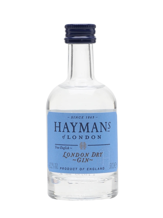 Hayman's London Dry Gin Miniature