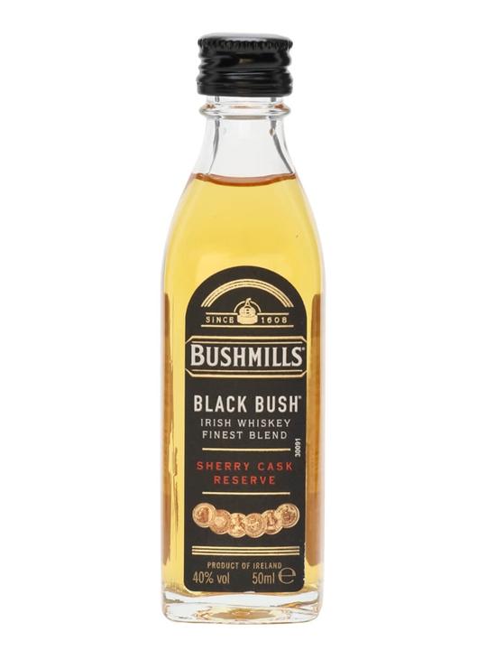 Bushmills Black Bush Miniature Blended Irish Whiskey