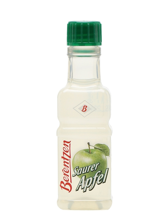 Berentzen Saurer Apfel / Tiny Bottle