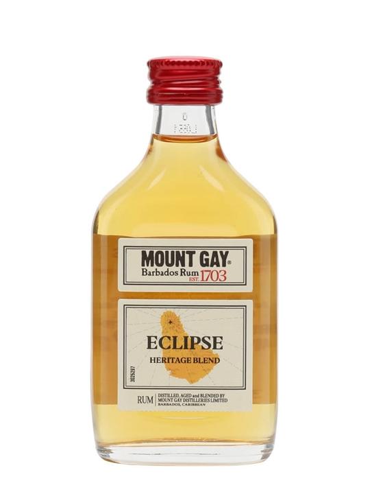 Mount Gay Eclipse Rum Miniature