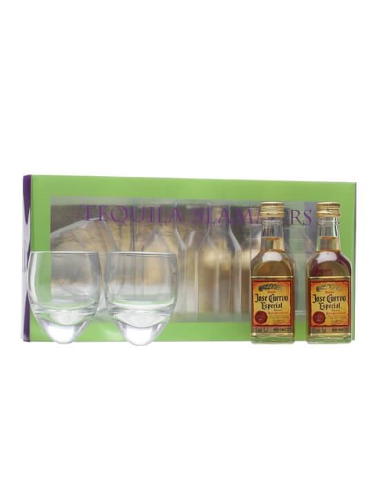 Jose Cuervo Especial Slammers Gift Pack