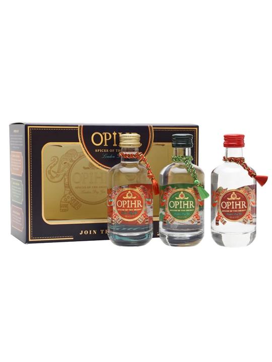 Opihr Gin Miniature Gift Set / 3x5cl