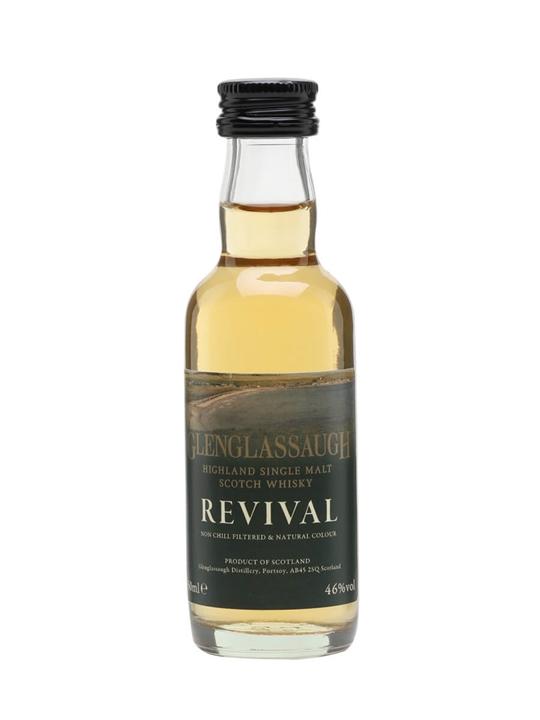 Glenglassaugh Revival Miniature Highland Single Malt Scotch Whisky