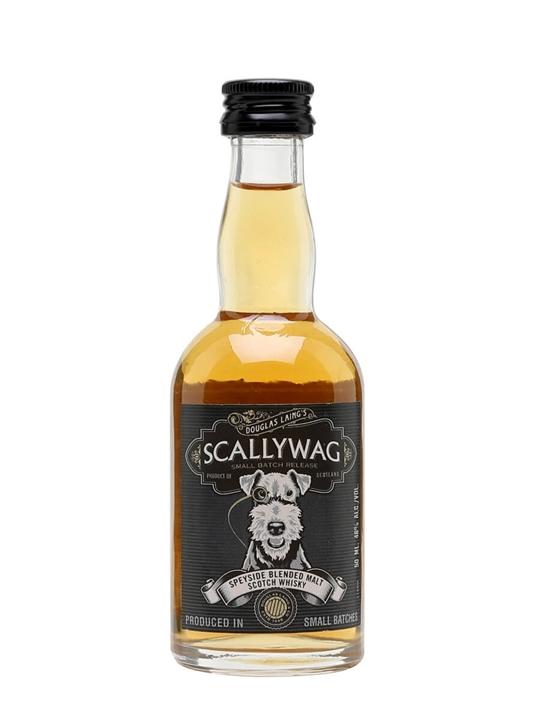 Douglas Laing's Scallywag Miniature Speyside Whisky