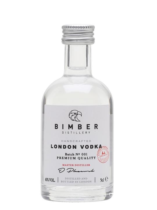 Bimber London Classics Vodka / Miniature