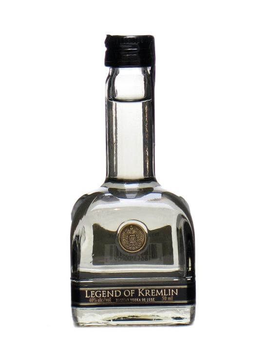 Legend of Kremlin Vodka Miniature