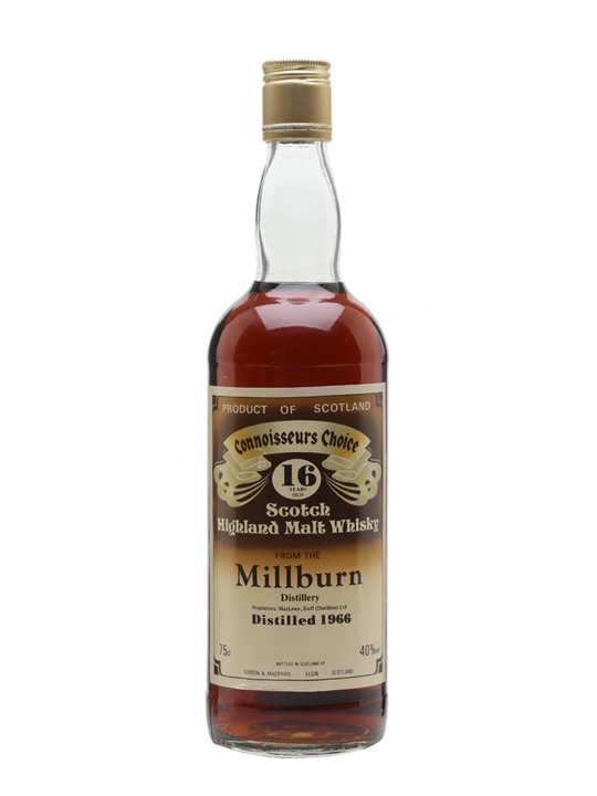 Millburn 1966 / 16 Year Old / Connoisseurs Choice Highland Whisky