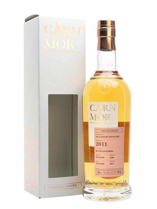 Miltonduff 2011 / 10 Year Old / Carn Mor Speyside Whisky