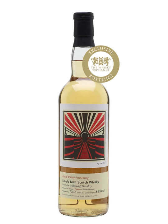 Miltonduff 17 Year Old / Art of Whisky Fermenting Speyside Whisky