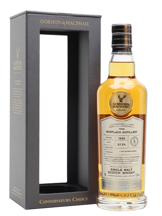 Mortlach 1999 / 19 Year Old / Connoisseurs Choice Speyside Whisky