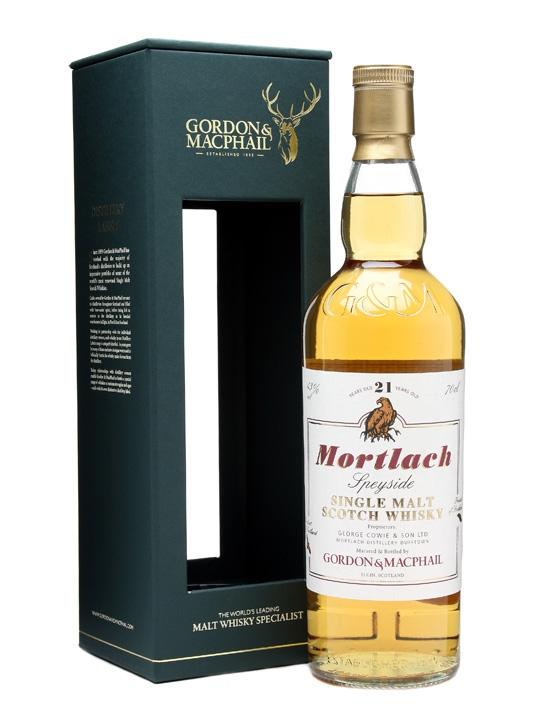 Mortlach 21 Year Old / Gordon & Macphail Speyside Whisky