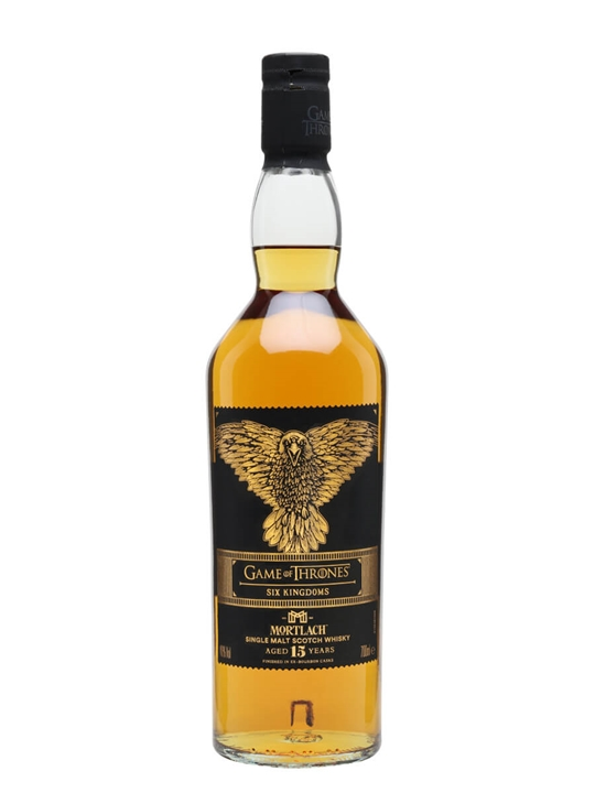 Mortlach 15 Year Old / Game Of Thrones Six Kingdoms Speyside Whisky