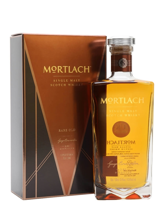 Mortlach Rare Old Speyside Single Malt Scotch Whisky