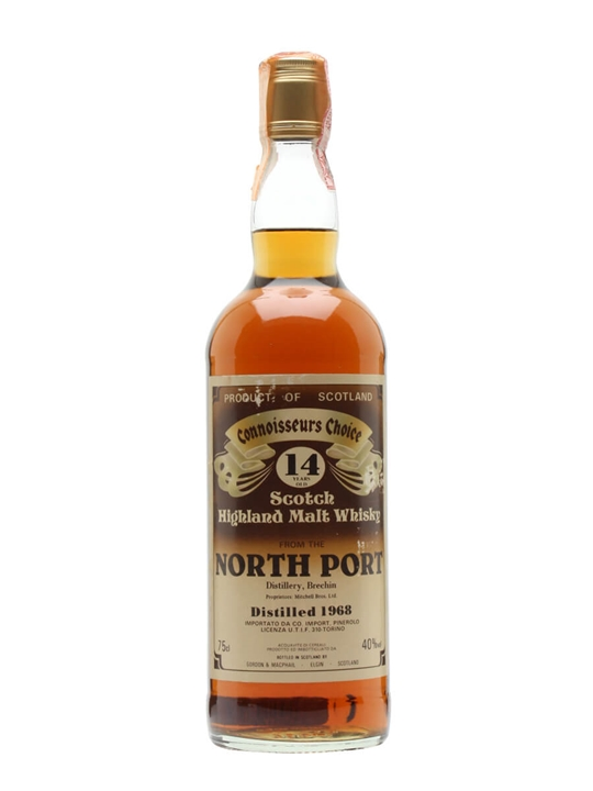 North Port 1968 / 14 Year Old / Connoisseurs Choice Highland Whisky