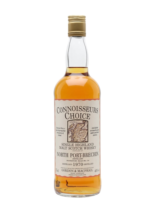 North Port-brechin 1970 / Connoisseurs Choice Highland Whisky