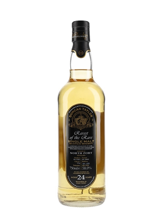 North Port 1981 / 24 Year Old / Duncan Taylor Highland Whisky